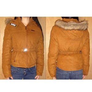 Ecko Red - Suede Coat
